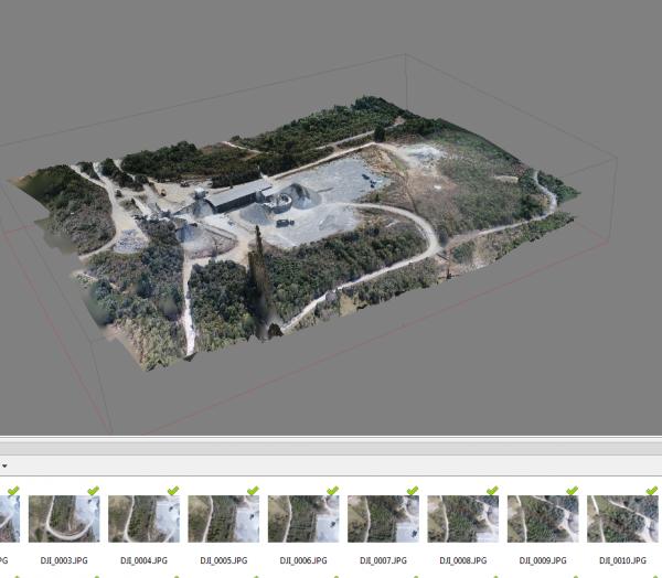 Pedreira 3 600x524 Veja como arrumar trabalho no setor de Drones   Segunda Parte