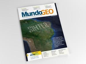 Render Capa mg91 300x225 Confira a edição 91 da revista MundoGEO, que traz na capa o Sinter