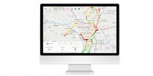 monitor dashboard  300x149 Laboratório de inovação da Serasa Experian apoia startup de mobilidade urbana