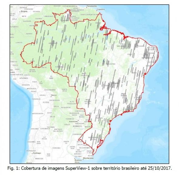 Área de tranferência03 600x577 Geodesign comercializa imagens de alta resolução da constelação Superview 1 no Brasil