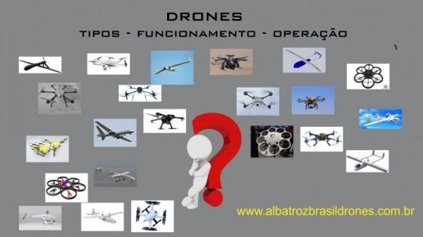 Curso operando um VANT 600x336 Rede de Profissionais Albatroz Brasil Drones cresce a cada mês