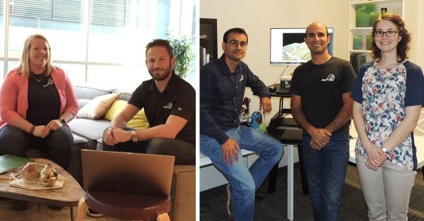Maptek Canada offices 2017 600x313 Maptek Announces New Montréal and Vancouver Offices