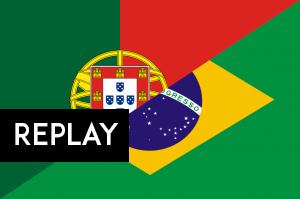 REPLAY Disponível replay: Geografia, Direito e Gestão Territorial em Portugal e no Brasil
