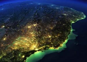 article1 300x214 Mais de 80% da população brasileira habita 0,63% do território nacional