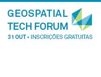 carrossel mundogeo Geospatial Tech Forum acontece em outubro na capital paulista. Participe!