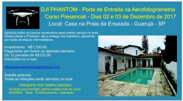 drone dji phantom como porta de entrada na aerofotogrametria setima turma 600x333 DJI Phantom como porta de entrada na Aerofotogrametria