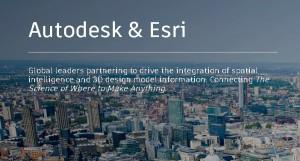 Área de tranferência012 300x161 Autodesk and Esri Partnering to Advance Infrastructure Planning and Design