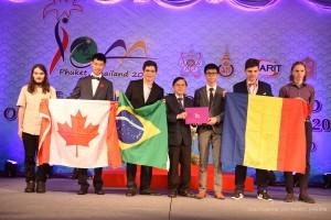 0019 139 300x200 Brasileiro conquista medalha na Olimpíada Internacional de Astrofísica