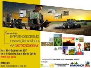 affcdf7a c6da 439c be56 66c463674710 300x225 Seminário de Empreendedorismo e Inovação com Geotecnologia acontece na Bahia