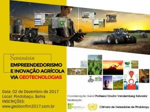 b696b2d8 b0f8 452a 9d15 91d9618f81ac 300x225 Seminário Empreendedorismo e Inovação Agrícola via Geotecnologias