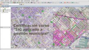 certificacion curso gestion municipal1 300x169 SIG aplicado a Gestión Municipal: Certificación y enlaces al curso completo