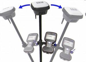 leica gs18 300x215 Leica Geosystems anuncia o lançamento do sensor GNSS Leica GS18T