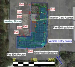 FARO 3D PLANTA 300x268 FARO lança solução de realidade virtual para segurança e ciência forense