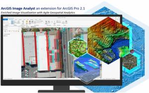 Image Analyst 300x187 Lançamento: confira as novidades do ArcGIS versão 10.6