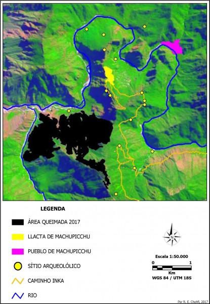 Imagem 106 415x600 Imagens de Satélite no mapeamento de queimadas próximas a Machupicchu