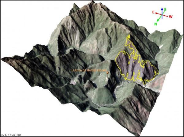 Imagem 107 600x446 Imagens de Satélite no mapeamento de queimadas próximas a Machupicchu