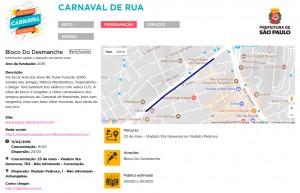 carnaval de rua 300x193 Prefeitura de São Paulo lança mapa online do Carnaval de Rua