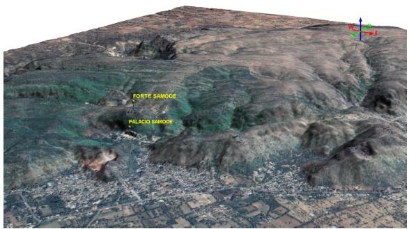 geodesign spaceview mde figura10 Geodesign lança MDS e MDT a partir de imagens de satélite Superview 1