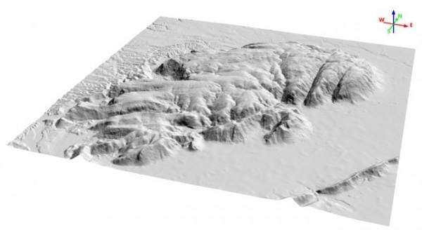 geodesign spaceview mde figura3 600x328 Geodesign lança MDS e MDT a partir de imagens de satélite Superview 1
