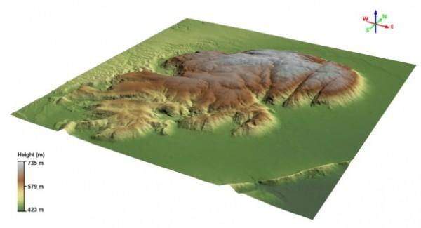 geodesign spaceview mde figura4 600x325 Geodesign lança MDS e MDT a partir de imagens de satélite Superview 1