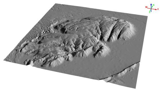 geodesign spaceview mde figura6 Geodesign lança MDS e MDT a partir de imagens de satélite Superview 1
