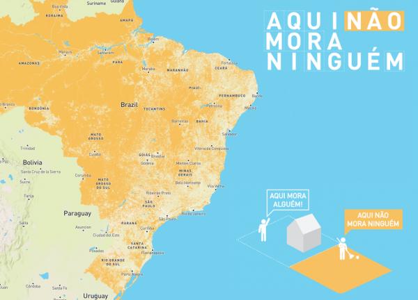 28827610 2127657494183497 6475820127887691849 o 600x432 Mapa interativo mostra a distribuição populacional no Brasil