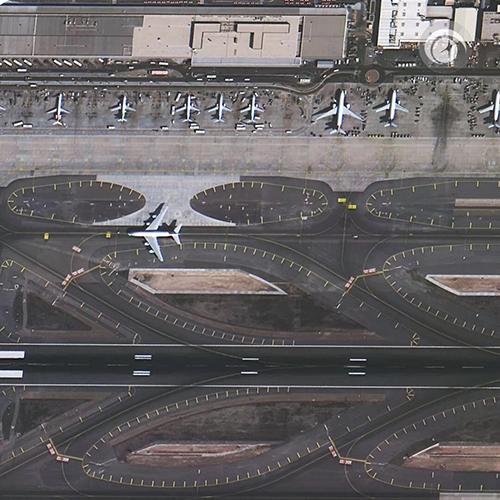 Fig102 Aeroporto Internacional Dubai Space View libera primeiras imagens dos satélites Superview 1 3 e 4