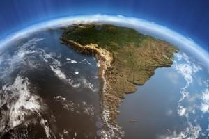 brasil visto do espaco 300x200 Senado aprova cooperação entre Brasil e EUA para uso do espaço