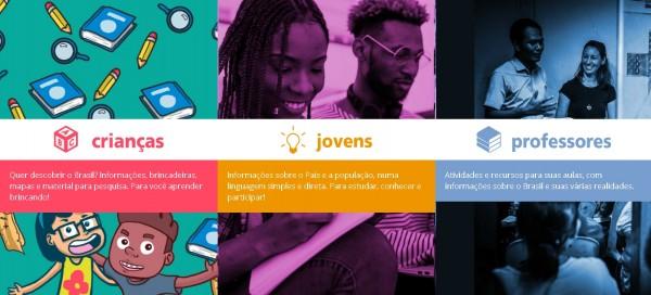 ibge educa 600x272 IBGEeduca: Instituto lança novo portal voltado para a Educação