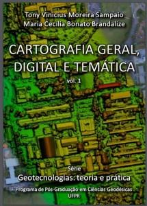 livro cartografia geral digital e tematica 215x300 Lançamento: eBook gratuito sobre Cartografia Geral, Digital e Temática