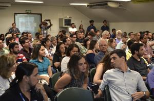 plateia lancamento inea 300x198 Inea lança base de dados geoespaciais do Estado do Rio de Janeiro