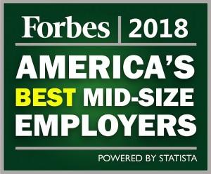 esri Forbes 300x248 Esri es nombrada en la lista de los mejores empleadores de medianas empresas de Forbes