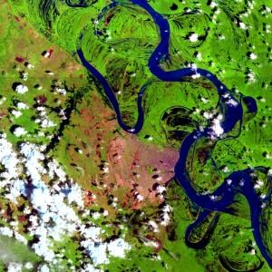 imagem sensoriamento remoto 300x300 Senai e Visiona desenvolvem primeiro satélite da indústria nacional