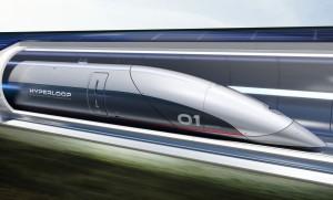 HyperloopTT capsule in tube 300x181 Hyperloop Technologies construirá primeiro sistema de transporte da China