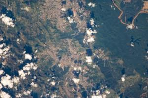 Landsat Coronel Fabriciano Ipatinga and Timóteo MG 300x199 Empresa automatiza processos para regularização e titulação de terras rurais