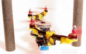 drone que muda de forma 300x190 Drone cambia de forma para pasar por lugares estrechos