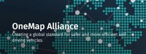 one map aliance 300x111 Provedores de dados definem padrão global para mapas de alta definição