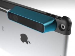 sensor2 300x224 Novo scanner 3D digitaliza ambientes para AutoCAD, Sketchup e Revit