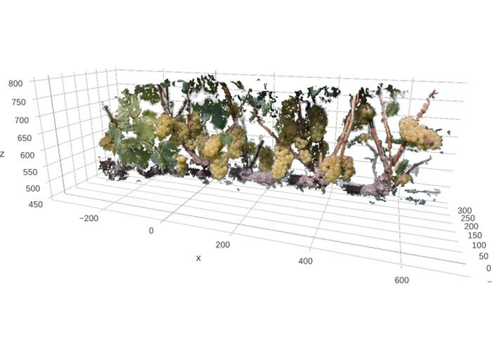Resultado de imagem para robôs para identificação automática de plantas