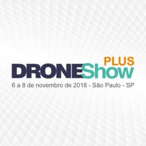El DroneShow PLUS 2018 será realizado en noviembre en San pablo 300x300 El DroneShow PLUS 2018 será realizado en noviembre en San Pablo