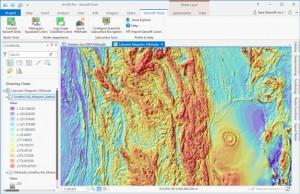 geosoft arcgis pro addin viewandconvert 300x194 Geosoft add in enhances integration with ArcGIS Pro