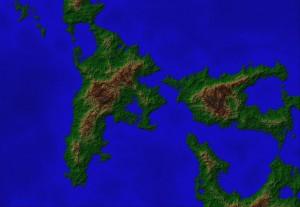 o mundo das geotecnologias 300x207 Nova publicação apresenta avanços do Sistema de Informação Geográfica