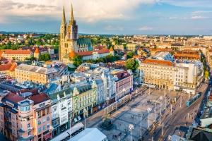 zagreb1 França x Croácia: quem ganha na disputa de cidades inteligentes?