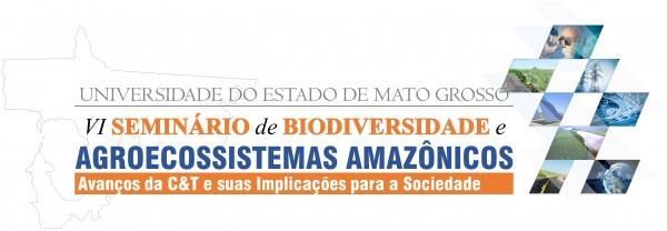 IV SEBAAM 600x208 Seminário de Biodiversidade e Agroecossistemas Amazônicos: agosto no MT