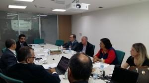 instituicoes debatem avaliacao de imoveis rurais 300x168 Confea, Receita e Embrapa discutem avaliação de imóveis rurais