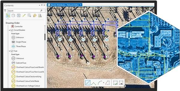 ArcGIS Utility Network Management Esri lanza una nueva solución para el inventario y gestión de las redes inteligentes