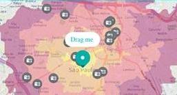 here mapa HERE lança serviço para gerenciamento rápido e flexível de dados de localização