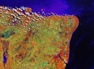 reconhecimento de padroes 300x222 Workshop sobre padrões e sensoriamento remoto acontece em Foz do Iguaçu