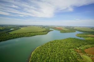Reservatorio da Itaipu 300x200 Itaipu busca estabelecer indicadores de desenvolvimento territorial