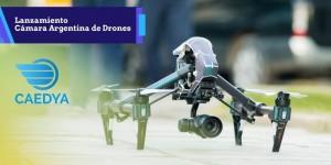 caedya 300x150 Primer Encuentro de Empresas de Drone: 14 de noviembre en Buenos Aires